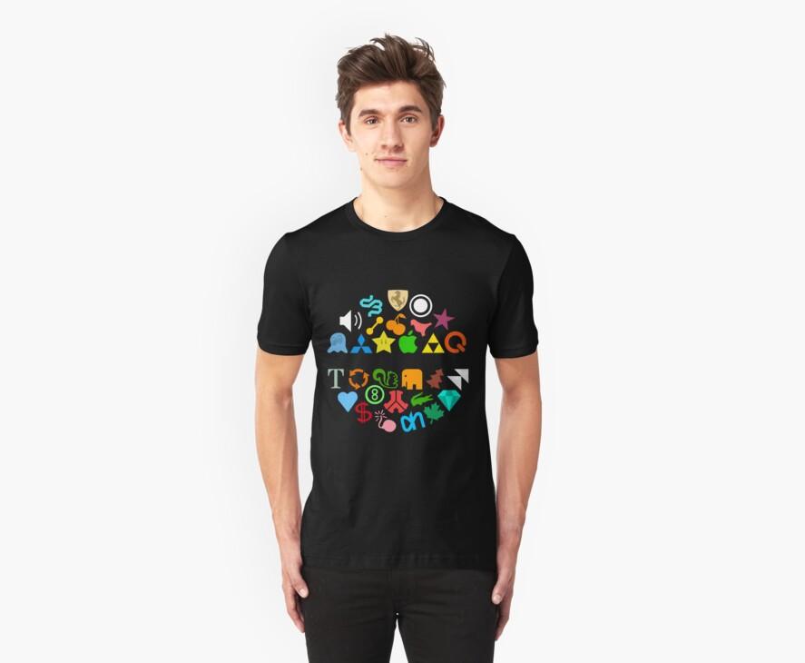 XTC Shirt (2012 Edition) by Deeltje