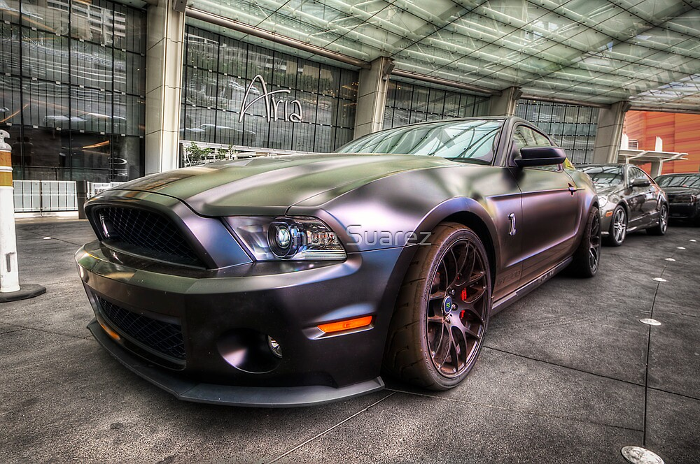 Shelby GT500KR by Yhun Suarez