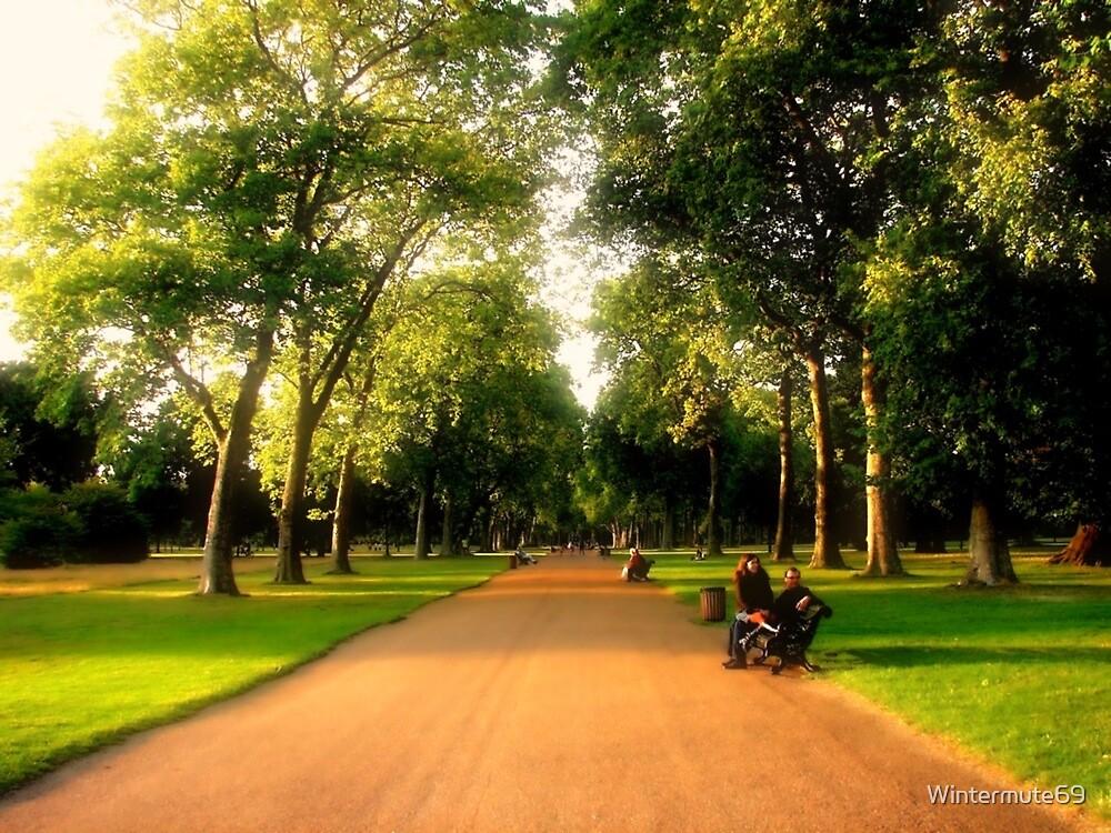 Kensington Gardens  by Wintermute69