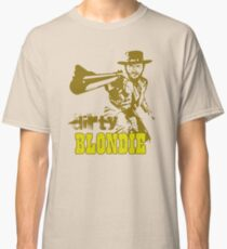 Dirty Blondie Deluxe Classic T-Shirt