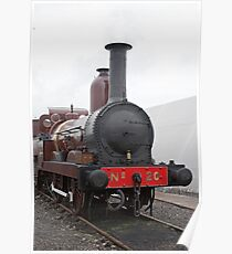 Furness Railway number 20 Poster