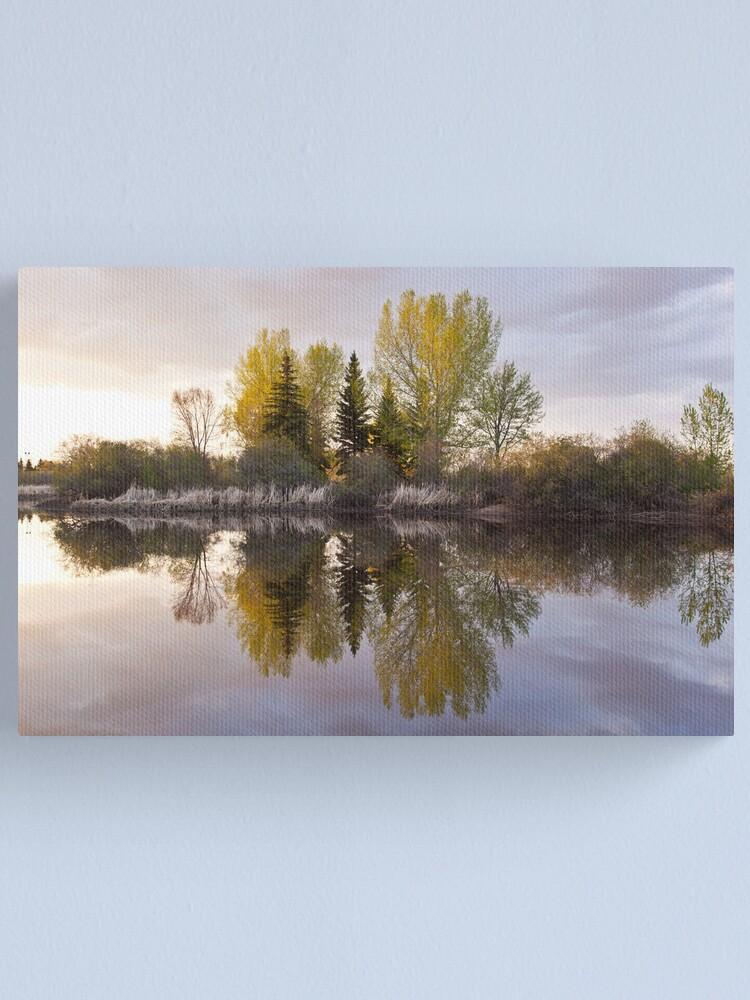 Alternate view of Stillness Canvas Print