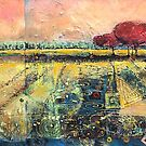 Spiral Filled Landscape by edy4sure