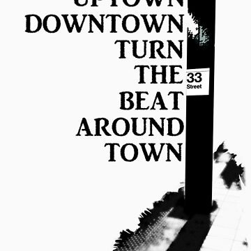 Uptown Downtown by Buckley