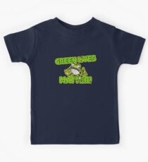 Green Lives Matter Kids Clothes