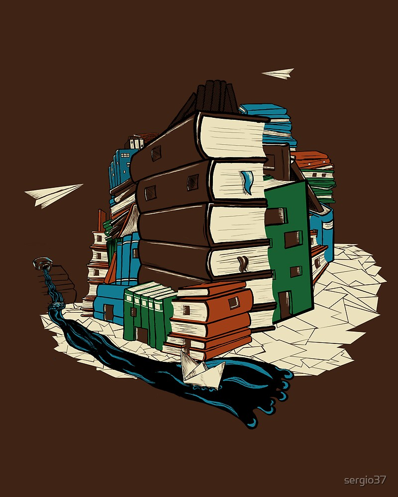 Book City by sergio37