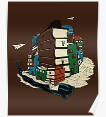 Book City Poster