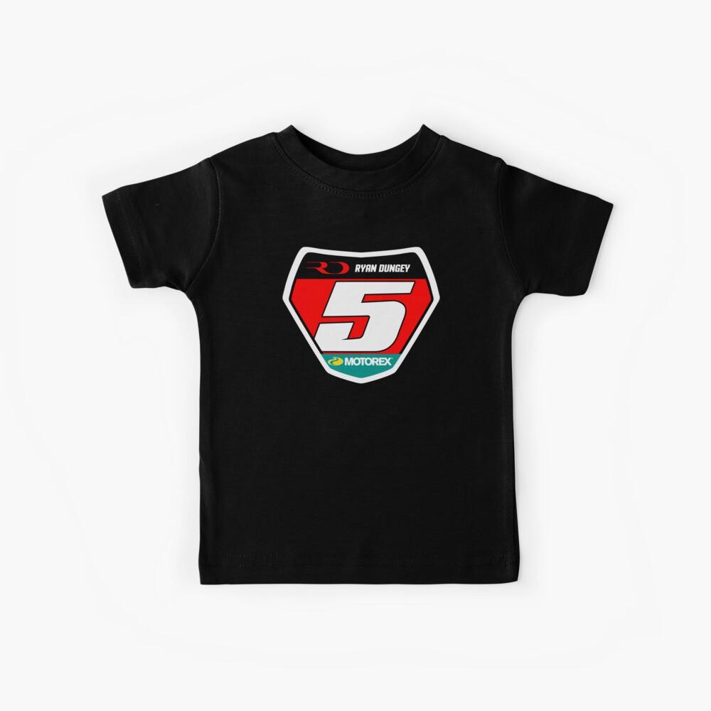 RD 5 Camiseta para niños