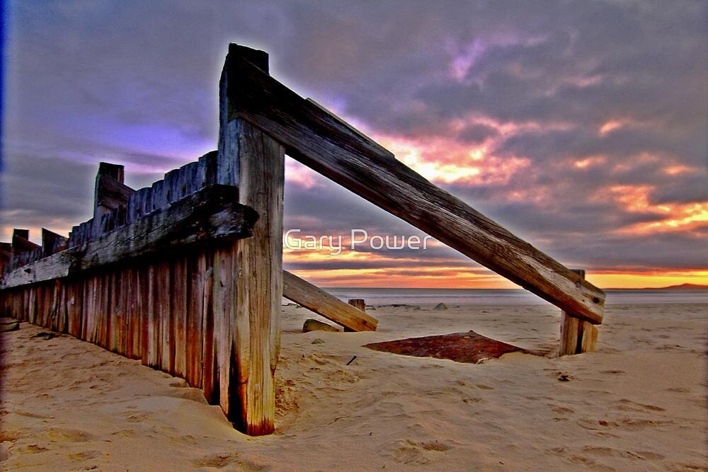 Lossiemouth at dawn by Gary Power