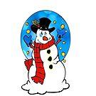 Frosty by Chazagirl