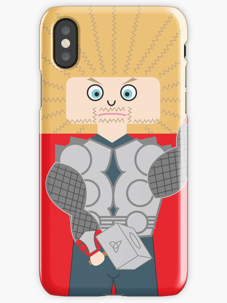 "The Avectors Project - ""vecThor"" iPhone 4/4S Case by syaorankung"