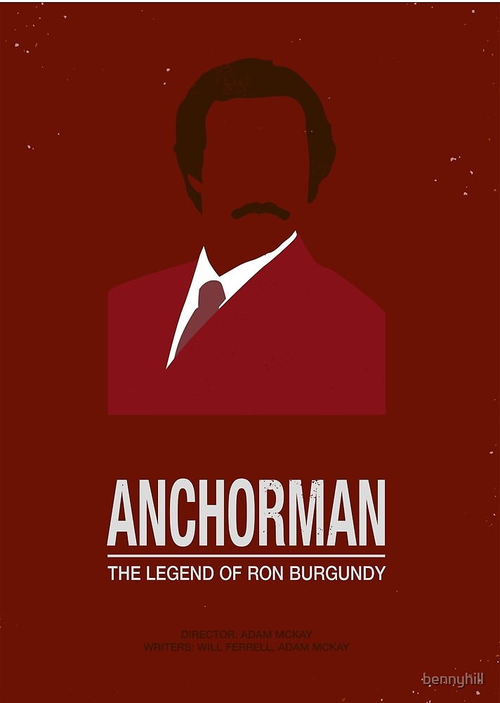 Anchorman by bennyhill