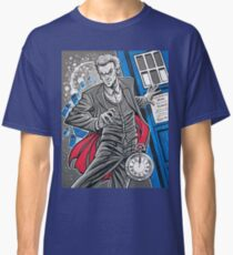 "The Twelfth Doctor (""All Thirteen!"") Classic T-Shirt"