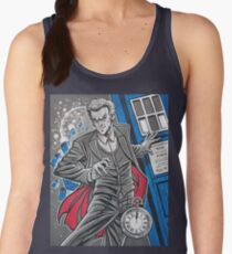 "The Twelfth Doctor (""All Thirteen!"") Women's Tank Top"