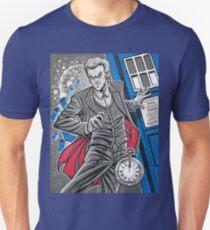 """The Twelfth Doctor (""""All Thirteen!"""") Unisex T-Shirt"""