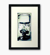 ink Framed Print