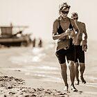 Keep on Running by Antonio Zarli