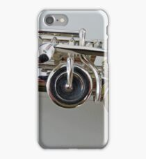 Dark Flute - Shadows and Reflections iPhone Case/Skin