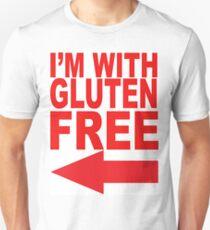 I'm With Gluten Free T-Shirt T-Shirt