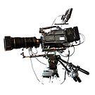 lights, camera, action by Stuart Baxter