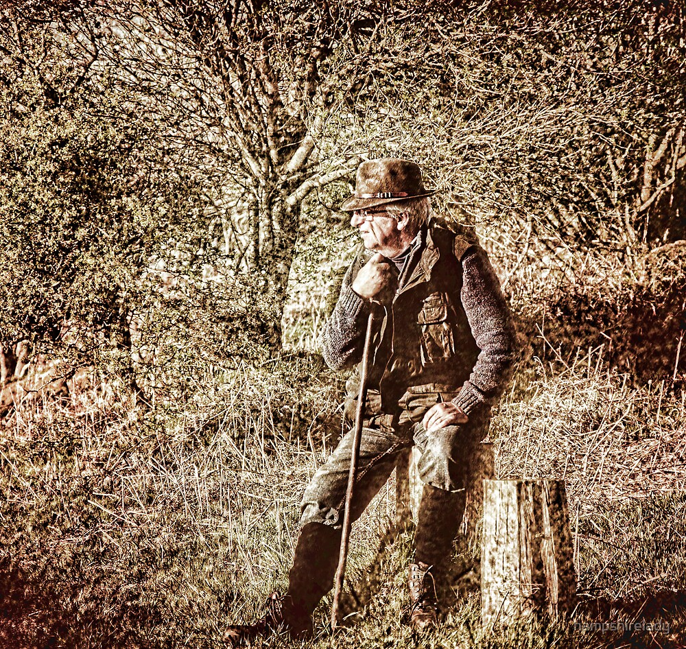 "The ""Old Bloke"" 40 years on by hampshirelady"