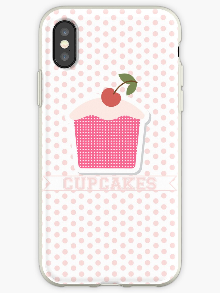 Cupcakes & Polka Dots by sweettoothliz