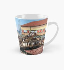 Pier at the inlet, Atlantic City, N.J. year 1904 Tall Mug