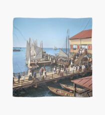 Pier at the inlet, Atlantic City, N.J. year 1904 Scarf