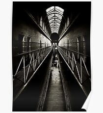Melbourne Gaol Poster
