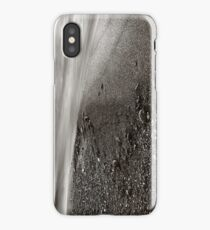 Greek twilight waterscape2 iPhone Case/Skin