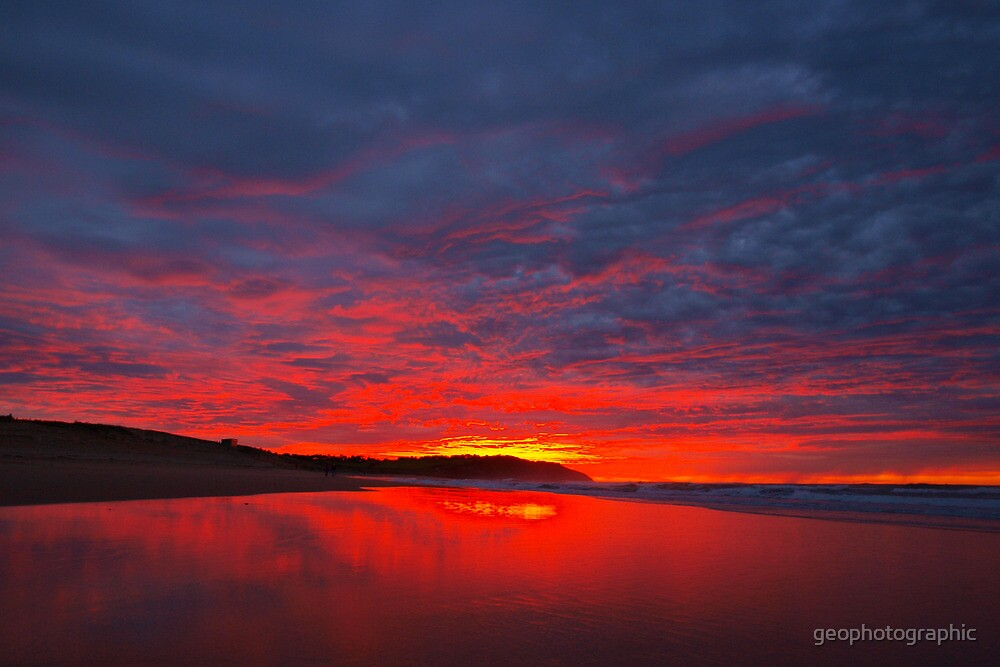 Early Sunrise I by geophotographic