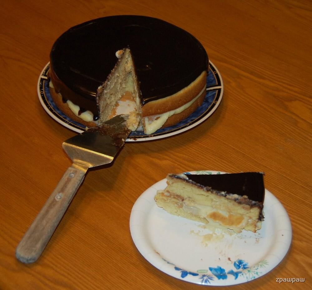 A Boston Creme Pie Kinda Day.... by zpawpaw
