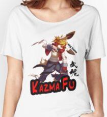 Kazma Fu Women's Relaxed Fit T-Shirt