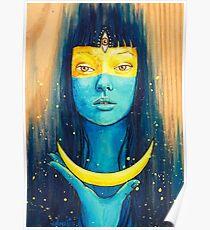 Wisdom of Luna Poster