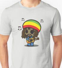 Camiseta unisex Reggae Man