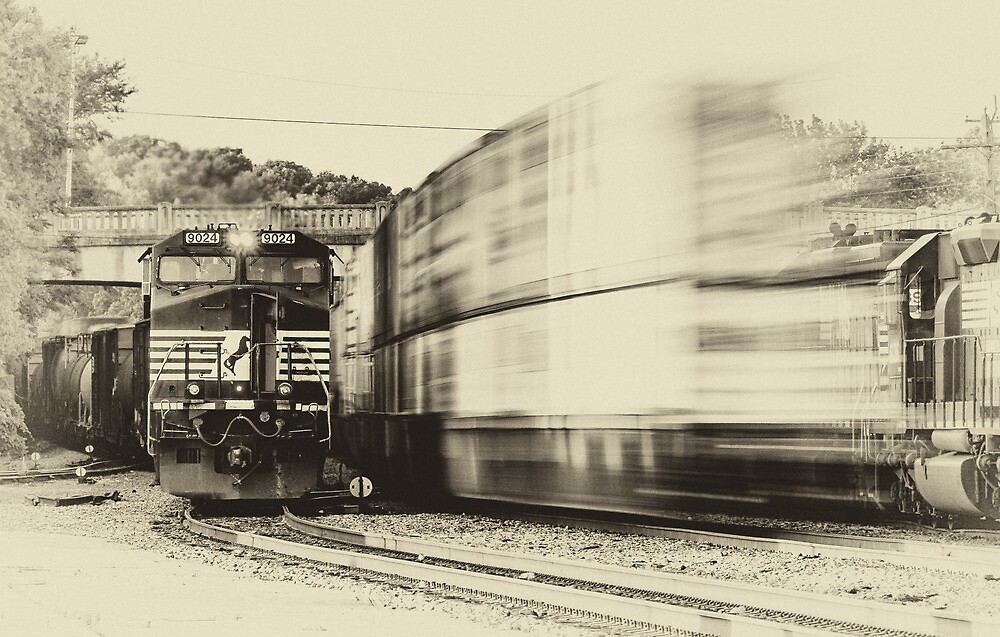 Passing By by Greg Booher