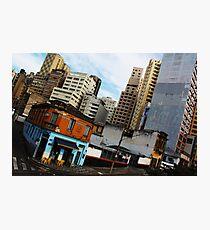 Sao Paulo Photographic Print