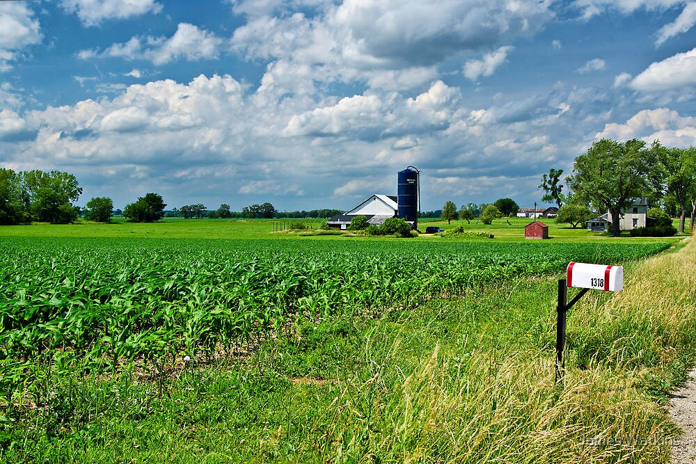 McHenry County Scenic by James Watkins