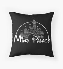 Mind Palace Throw Pillow
