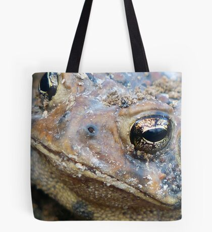 Toad Face Tote Bag