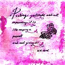 Feeling Gratitude Quote by Sandra Foster