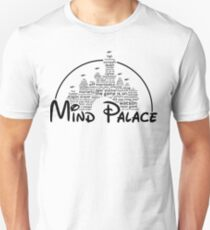Mind Palace - (black text) T-Shirt
