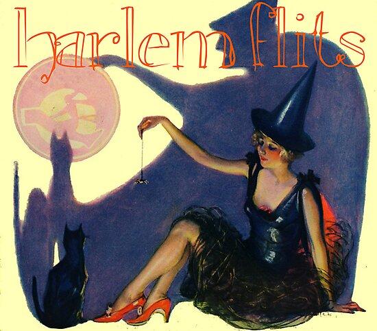 Harlem Flits Sexy Witch by babydollchic