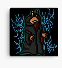 The One True Sith Lord Canvas Print