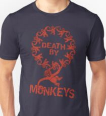 Death by 12 monkeys Unisex T-Shirt