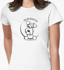 White Schnauzer :: It's All About Me T-Shirt