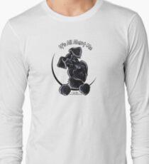 Camiseta de manga larga Black Schnauzer :: Es todo sobre mí