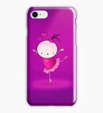 lovely Ballet dance 1 iPhone Case/Skin