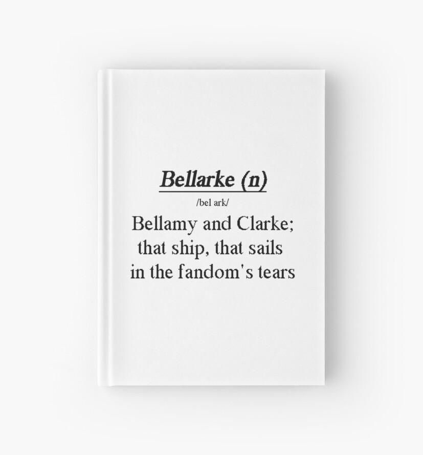 Bellarke by ClaireDuCraine