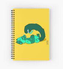 Spearmint Spiral Notebook